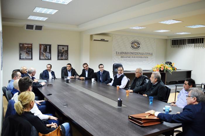 Επίσκεψη του προέδρου της Παγκόσμιας Ομοσπονδίας Γούνας στην Καστοριά: Μονόδρομος η συνένωση των δυνάμεων