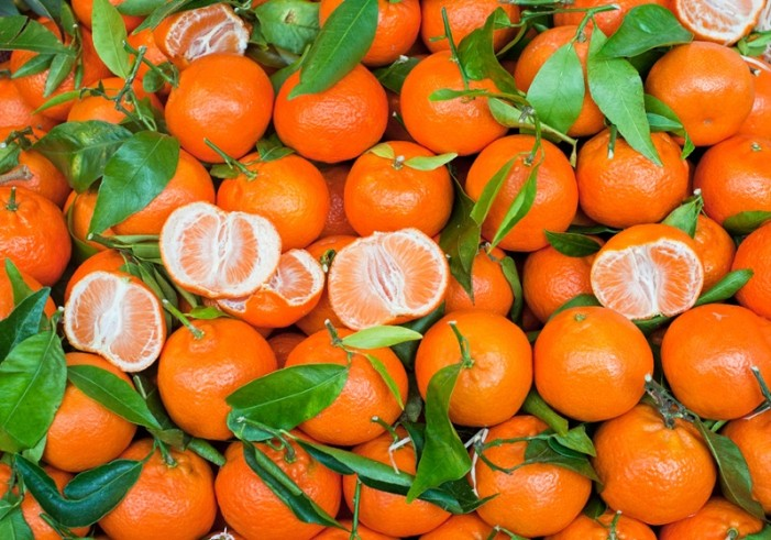 Διανομή μανταρινιών και τροφίμων από τον Δήμο Άργους Ορεστικού