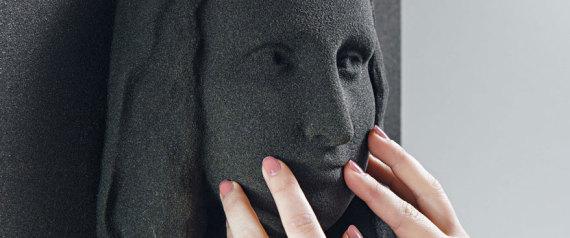 Ένας καλλιτέχνης βοηθά τους τυφλούς να «δουν» ιστορικά έργα τέχνης για πρώτη φορά στη ζωή τους