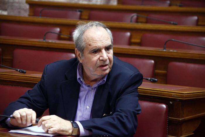Διαγράφτηκε από την ΚΟ του ΣΥΡΙΖΑ ο Στάθης Παναγούλης: «Αρνούμαι να οδηγήσω στο δρόμο βιοπαλαιστές-δανειολήπτες»