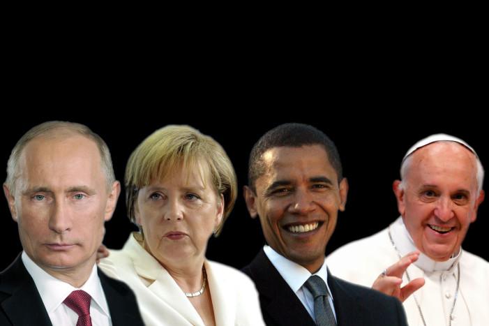 Ο Βλαντίμιρ Πούτιν ισχυρότερος άνθρωπος του πλανήτη σύμφωνα με το Forbes