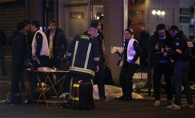 7 συντονισμένες επιθέσεις με 129 νεκρούς στο Παρίσι