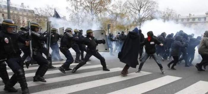 Επεισόδια στο Παρίσι στη σύσκεψη για το κλίμα (βίντεο)