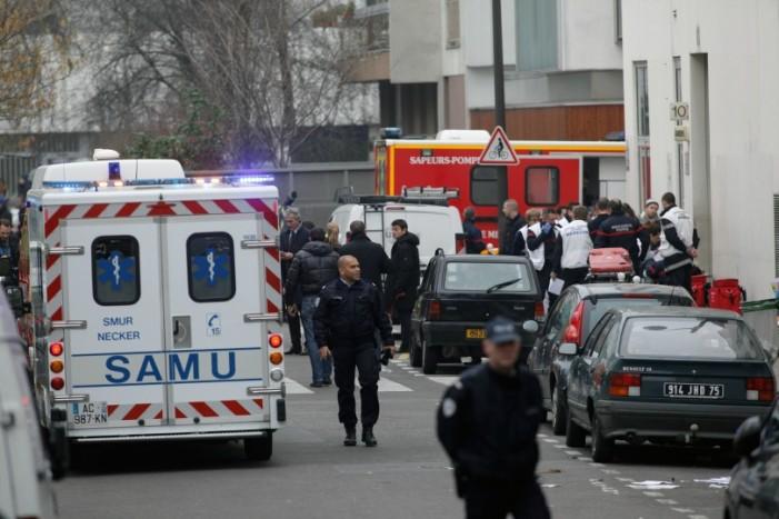 Επιχείρηση – θρίλερ της αντιτρομοκρατικής στο Παρίσι