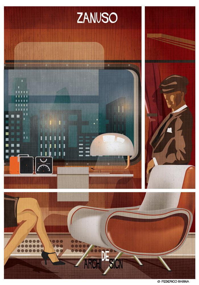 Ιστορίες σχεδίων από το Federico Badina