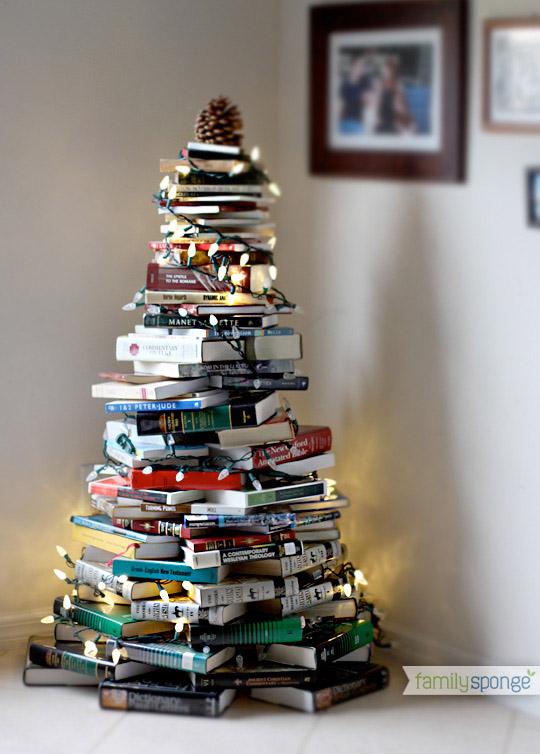 5 ιδέες για εναλλακτικά diy χριστουγεννιάτικα δέντρα