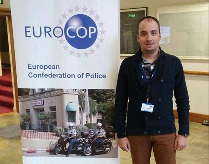 Ο Καστοριανός αστυνομικός Απόστολος Βακόπουλος στη Eurocop (συνέντευξη)