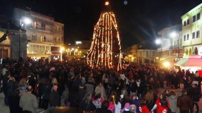 Εορταστικό πρόγραμμα εκδηλώσεων στο Δήμο Άργους Ορεστικού