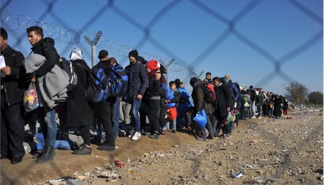 Αρχισε η μεταφορά των μεταναστών από το Τάε Κβο Ντο