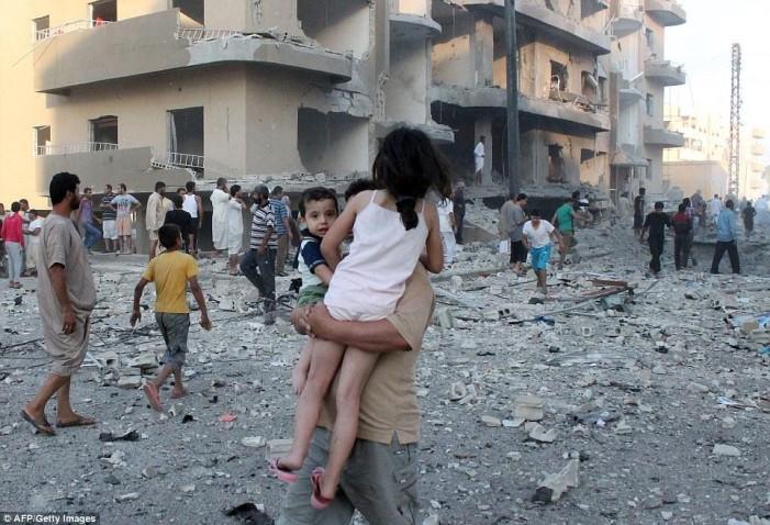 Κρυφή κάμερα αποκαλύπτει τη φρίκη στη Ράκα, την πρωτεύουσα των τζιχαντιστών (βίντεο)