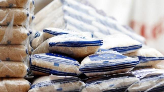 Διανομή ρυζιού από τη Δημοτική Επιχείρηση «ΟΡΕΣΤΕΙΑΣ»