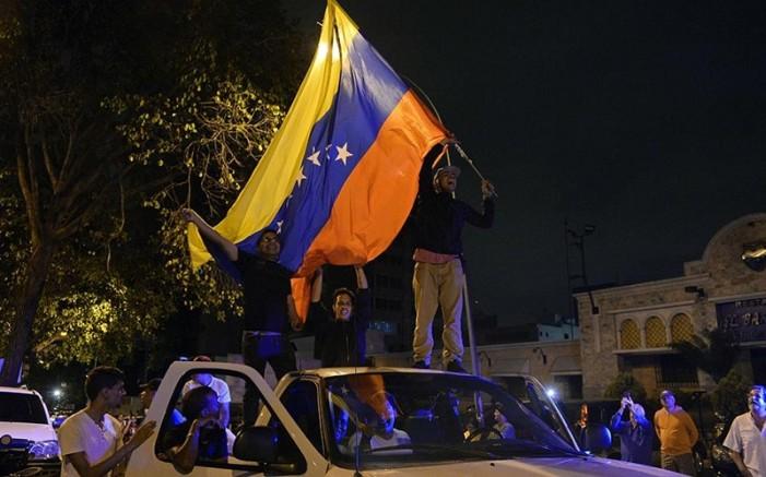 """Βενεζουέλα: """"Έπεσε ο Μαδούρο"""""""