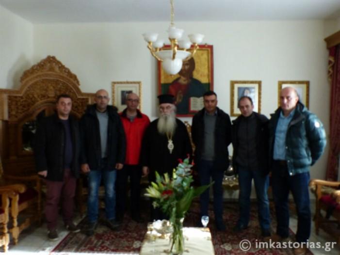 Πράξη προσφοράς από την Ένωση Συνοριοφυλάκων Καστοριάς