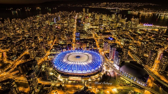 Αυτές είναι οι πιο φαντασμαγορικές φωτογραφίες από drone για το 2015