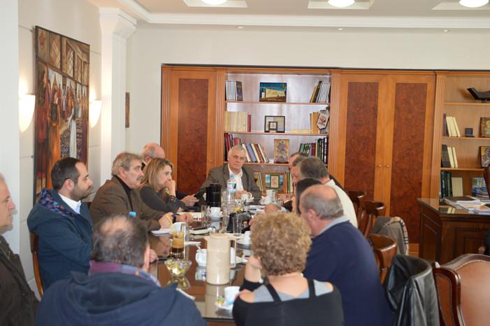Γ. Τσιρώνης: Θα δοθεί μάχη να μην χαθούν έργα στην Καστοριά
