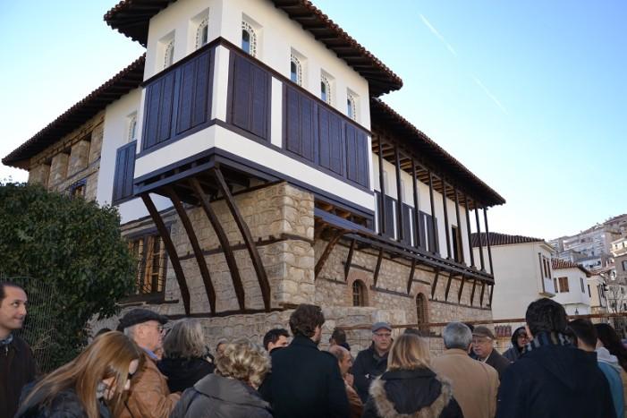 Περιήγηση στον αρχιτεκτονικό πλούτο της Καστοριάς στο πλαίσιο της 3ης Μπιενάλε Αρχιτεκτονικής & Αστικής Αποκατάστασης Δυτικής Μακεδονίας