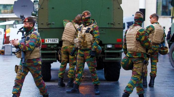 Δύο συλλήψεις στις Βρυξέλλες – Ετοίμαζαν τρομοκρατικό χτύπημα την Πρωτοχρονιά!