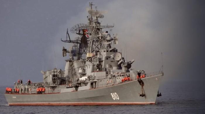 Θερμό επεισόδιο ρωσικού πολεμικού με τουρκικό αλιευτικό στο Αιγαίο