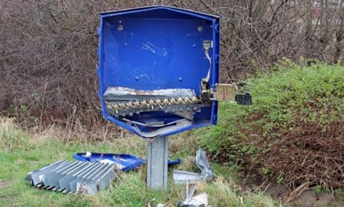 Ολλανδία: Σκοτώθηκε ενώ προσπαθούσε να ανατινάξει αυτόματο μηχάνημα προφυλακτικών