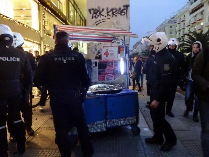 Ποινή φυλάκισης έξι μηνών με αναστολή στον καστανά της Θεσσαλονίκης