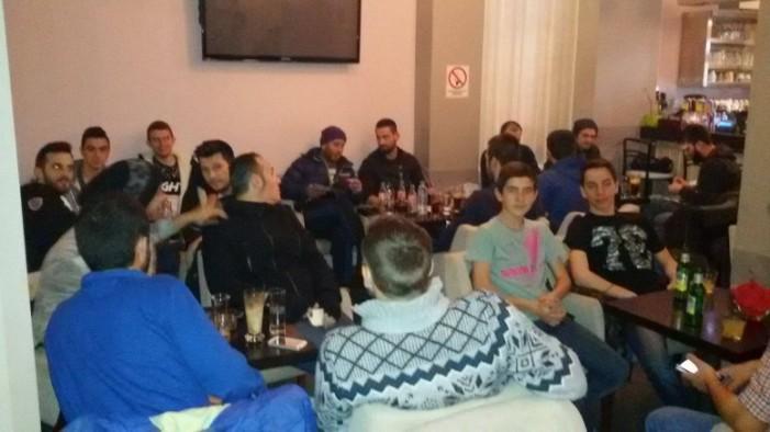 Α.Σ. Παναργειακός: Πραγματοποιήθηκε η κοπή της πίτας – Το δικό του μήνυμα έστειλε ο προπονητής Χρήστος Καλύβας