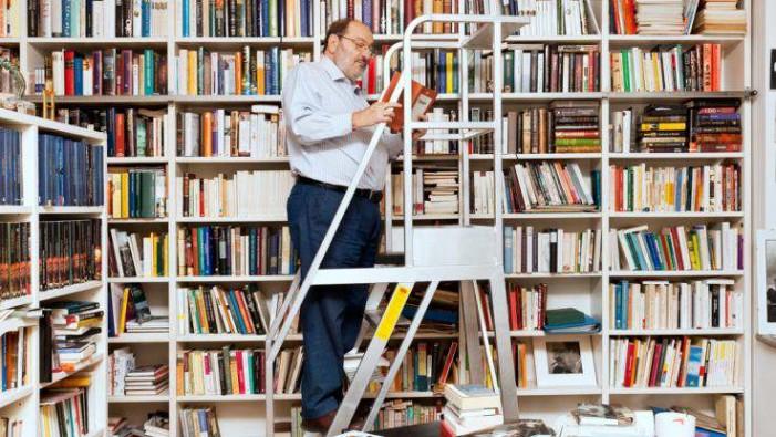 Πέθανε ο συγγραφέας Ουμπέρτο Έκο