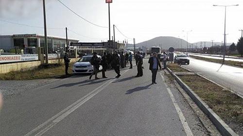 Οι πρόσφυγες έκαναν «ανταρσία» στην Κοζάνη