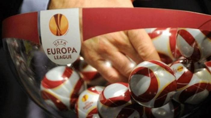 Ντέρμπι «φωτιά» έβγαλε η κληρωτίδα του Europa League