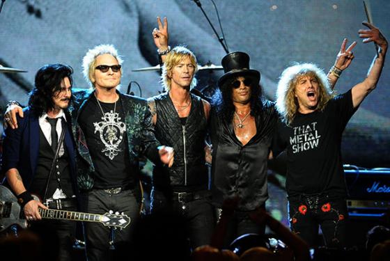 Οι Guns N' Roses ετοιμάζουν και νέα μουσική