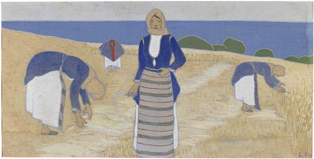 Έκθεση ζωγραφικής του Νικολάου Δραγούμη στην καστοριά