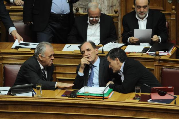 Στην Αθήνα οι επικεφαλής των θεσμών – Νέος γύρος διαπραγματεύσεων με 5 «καυτά» ζητήματα στο τραπέζι