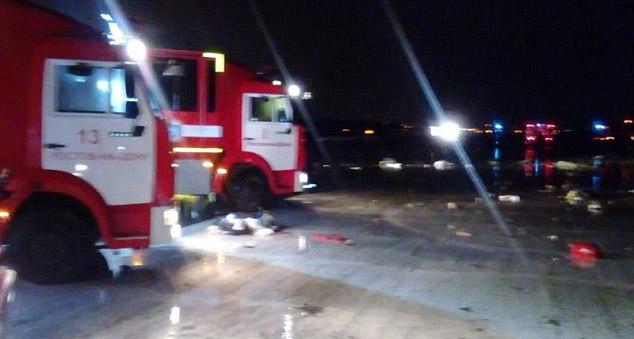 Αεροπορική τραγωδία συγκλονίζει τη Ρωσία – 62 νεκροί σε συντριβή αεροπλάνου- VIDEO Ντοκουμέντο