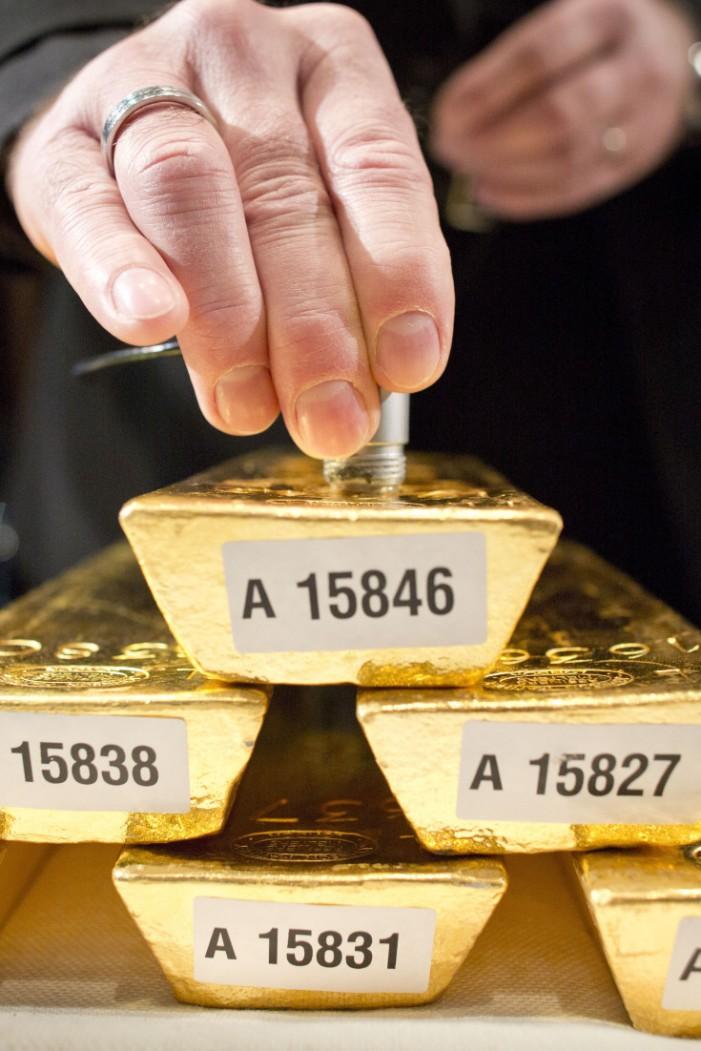 Γιατί η Γερμανία θέλει πίσω τον χρυσό της;