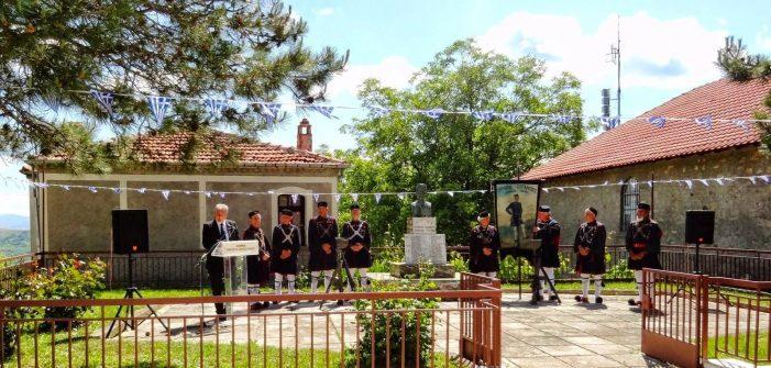 Ετήσιο Μνημόσυνο στο Καστανόφυτο 29 Μαΐου 2016