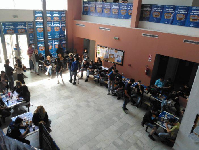 Σε εκλογικό ρυθμό το ΤΕΙ Καστοριάς (φωτό)