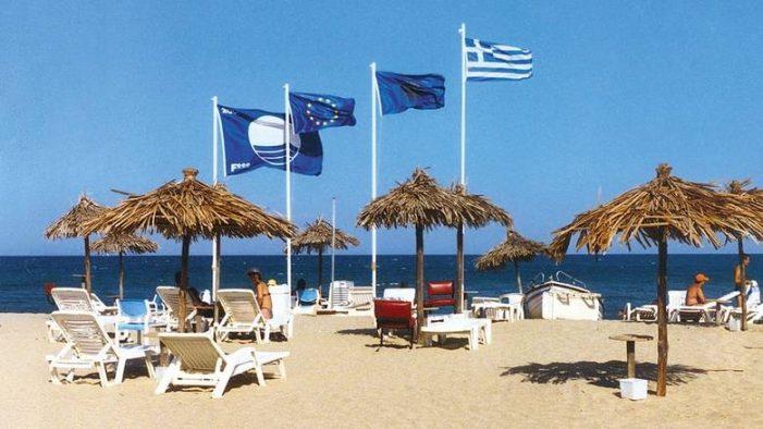 Γαλάζιες Σημαίες: Τρίτη στον κόσμο η Ελλάδα – λίστα με τις ελληνικές παραλίες