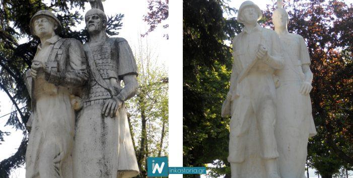 Δήμος Καστοριάς: Καθαρισμός ιστορικών μνημείων και αγαλμάτων (φωτό)
