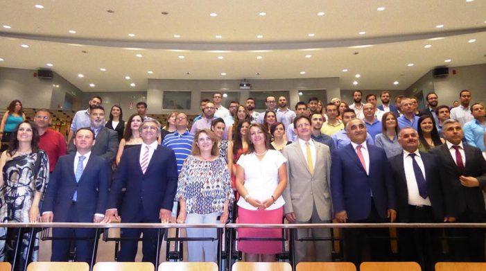 Η Μαρία Αντωνίου στην τελετή έναρξης Μεταπτυχιακού Προγράμματος του ΤΕΙ Δ.Μακεδονίας (φωτογραφίες)