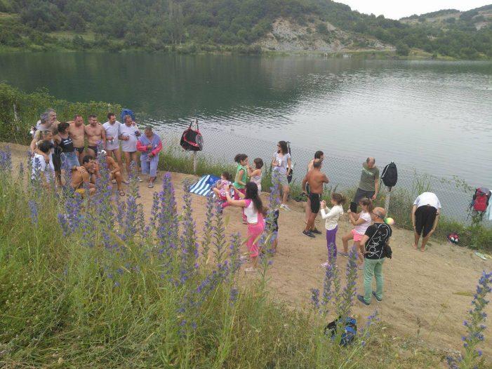 Η 6η Κολυμβητική Συνάντηση Βράχου σε ένα βίντεο 9′ (Ρεπορτάζ)