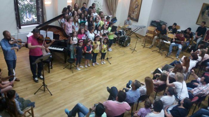 Σε υψηλό επίπεδο οι μαθητικές συναυλίες του Δημοτικού Ωδείου Άργους Ορεστικού (φωτογραφίες)