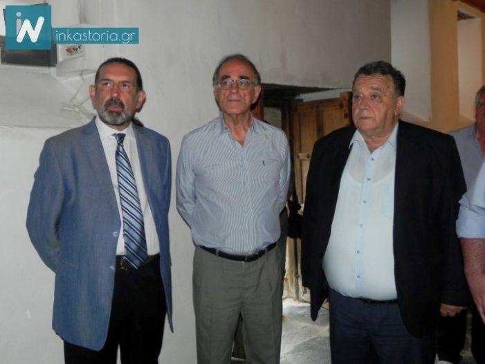 Καστοριά: Ο Γ. Σούρλας στο αρχοντικό των Αδελφών Εμμανουήλ: «Δεν ανταποκριθήκαμε στις θυσίες των ηρώων» (φωτογραφίες – video)