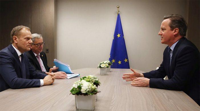 Στην αντεπίθεση η Ε.Ε.: Να τελειώνουμε με τους Βρετανούς