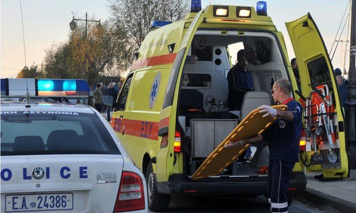 Νταλίκα στη Θεσσαλονίκη παρέσυρε και σκότωσε πεζό