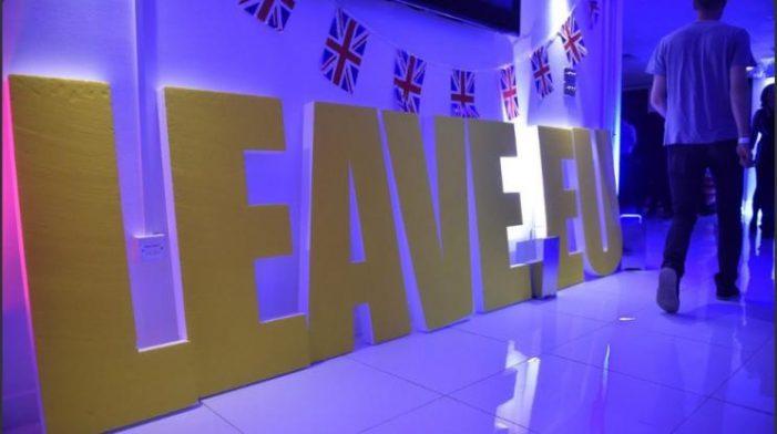 Είναι οριστικό: Η Βρετανία είναι εκτός ΕΕ – Ραγδαίες εξελίξεις (ΣΥΝΕΧΗΣ ΕΝΗΜΕΡΩΣΗ)