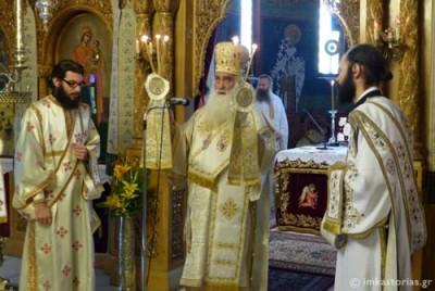 Λαμπρός εορτασμός των Αγίων Πάντων στην Καστοριά (φωτογραφίες)