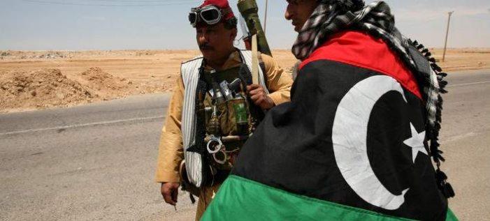 Πολύνεκρη έκρηξη στην Λιβύη – Σε αποθήκη όπλων