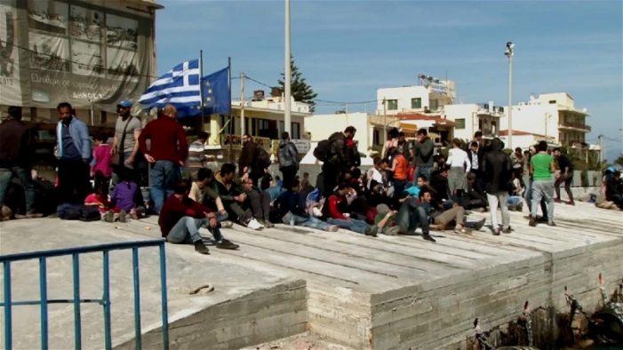 Ενενήντα επτά πρόσφυγες έφθασαν στα νησιά του βόρειου Αιγαίου σε μια μέρα