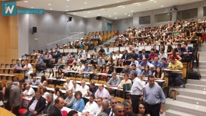 Θ. Πελεγρίνης, υφυπουργός Παιδείας: Σύνθετο ζήτημα η Αρχιτεκτονική Καστοριάς…