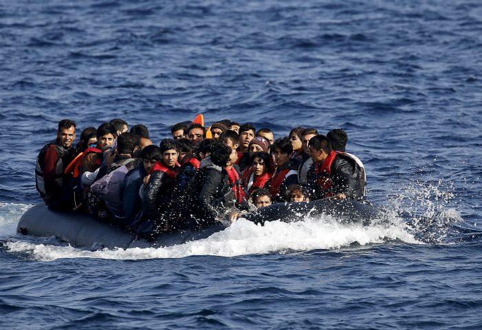 Μυτιλήνη: Ανησυχία για την αύξηση των προσφυγικών ροών