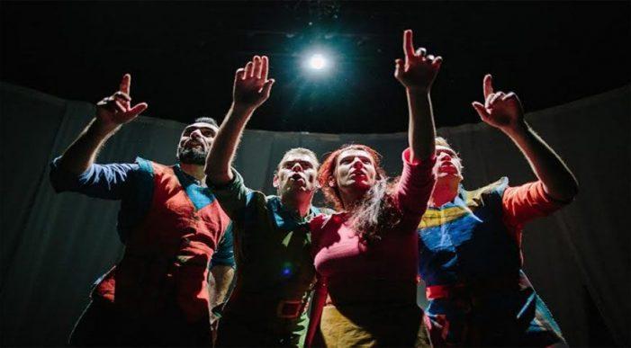 Γιορτές Ανοιχτού Θεάτρου: «ΤΑ ΣΑΡΑΝΤΑ κλειδιά» από το ΔΗ.ΠΕ.ΘΕ. Κοζάνης